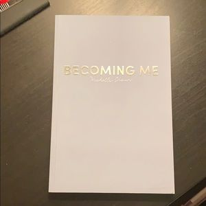 Brand New Michelle Obama Becoming Journal